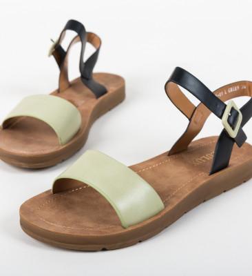 Sandale Xadia Verzi
