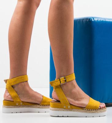 Sandale Xefop Galbene