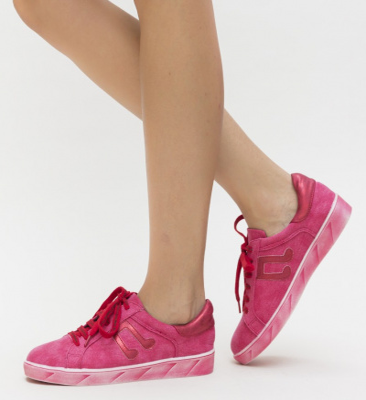 Pantofi Sport Sportif Rosii