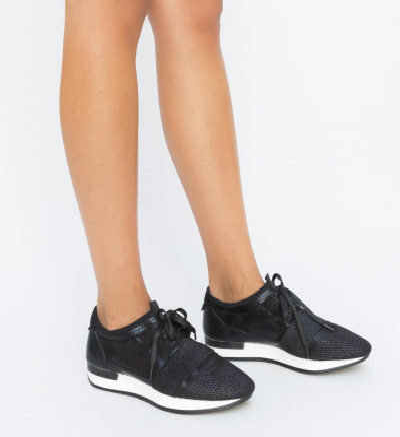 Pantofi Sport Geno Negri