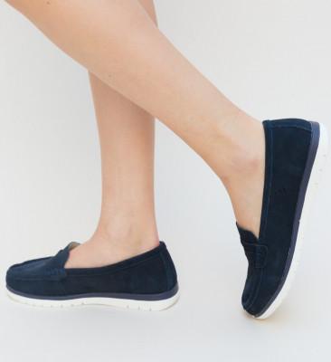 Pantofi Casual Marbela Bleumarin