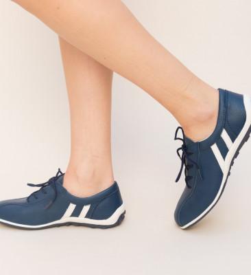 Pantofi Casual Destini Bleumarin