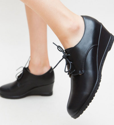 Pantofi Casual Roko Negri