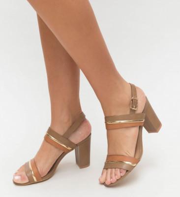 Sandale Bika Bej