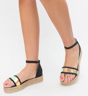 Sandale Selar Negre