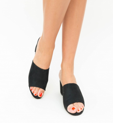 Sandale Limo Negre