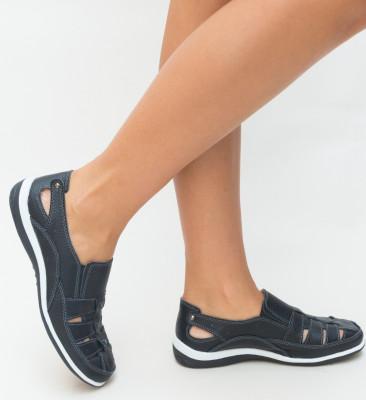 Pantofi Casual Romeo Negri