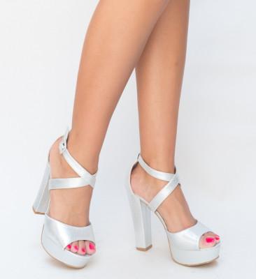 Sandale Bigos Argintii