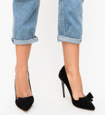 Pantofi Sedul Negri