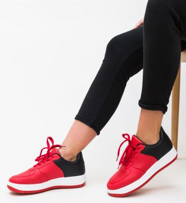 Pantofi Sport Alogo Rosii
