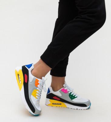 Pantofi Sport Risc Galbeni