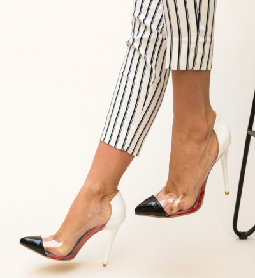 Pantofi Fahym Albi