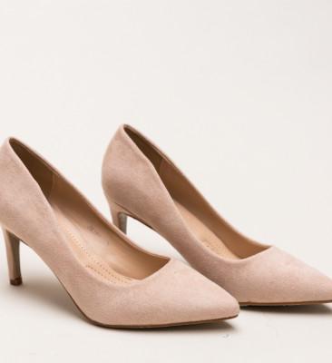 Pantofi Deaco Bej