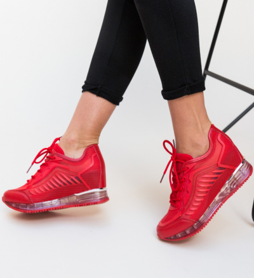 Pantofi Sport Amara Rosii