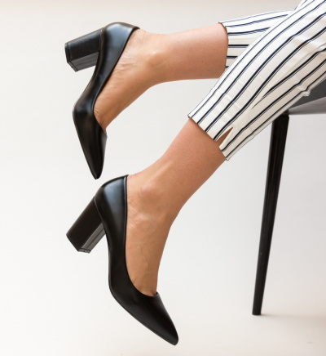 Pantofi Allman Negri