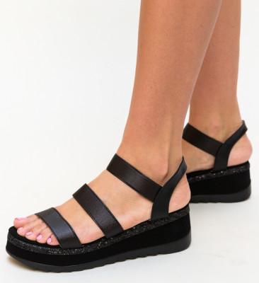 Sandale Mostin Negre