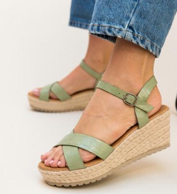 Sandale Nazim Verzi