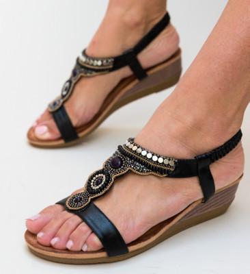 Sandale Rojin Negre