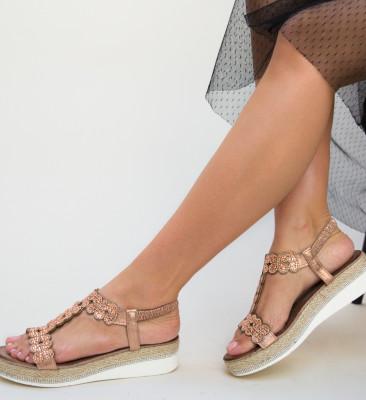 Sandale Tiana Aurii2