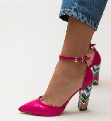 Pantofi Kyron Roz