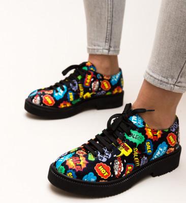 Pantofi Casual Luk Multi