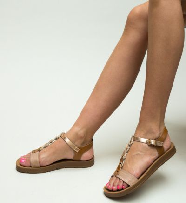 Sandale Sarcon Aurii