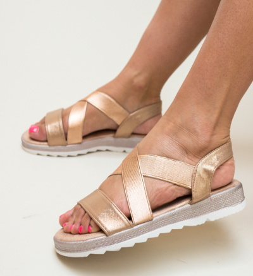 Sandale Narcis Aurii