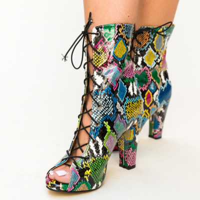 Botine Retros Multi