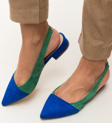 Pantofi Adams Albastri