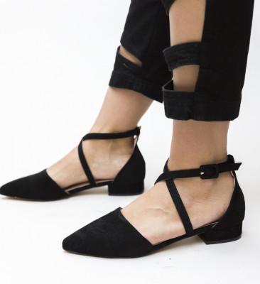 Pantofi Amisha Negri