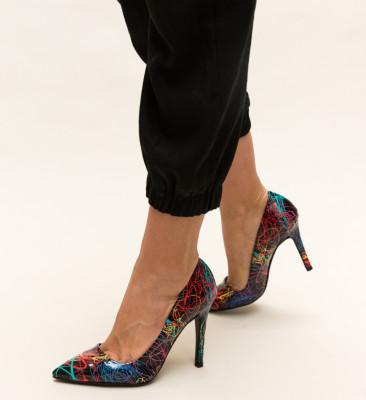 Pantofi Andreson Negri