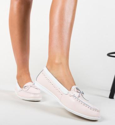 Pantofi Bordo Roz