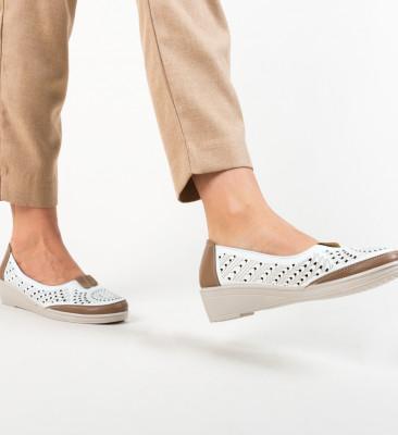Pantofi Casual Aldron Albi
