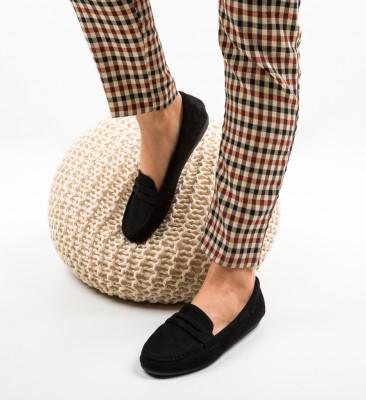 Pantofi Casual Amiq Negri