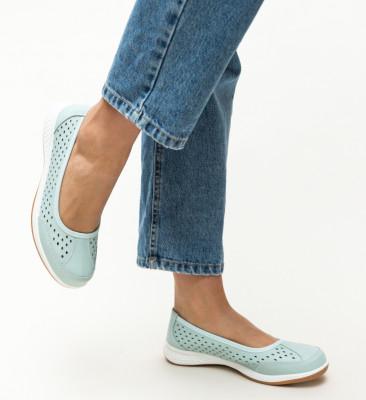 Pantofi Casual Anhel Albastri
