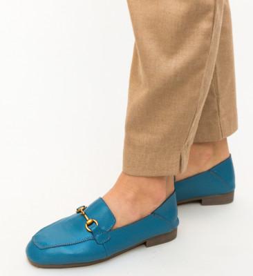 Pantofi Casual Caracom Albastri