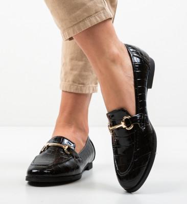Pantofi Casual Davila Negri