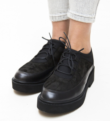 Pantofi Casual Hiba Negri 2