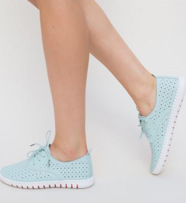 Pantofi Casual Hilio Albastri