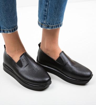 Pantofi Casual Malter Negri