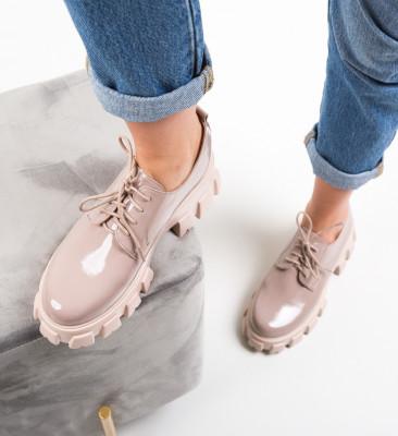 Pantofi Casual Matthe Nude