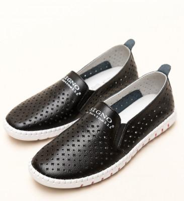 Pantofi Casual Mauritio Negri
