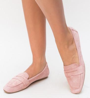 Pantofi Casual Mizy Roz