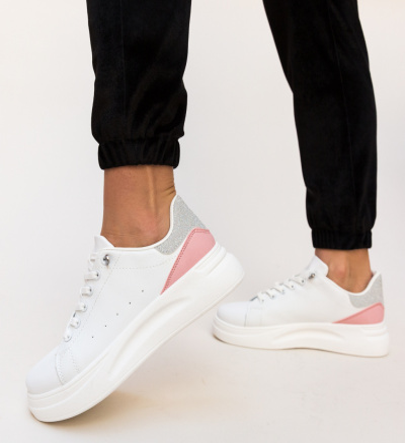 Pantofi Casual Mona Roz