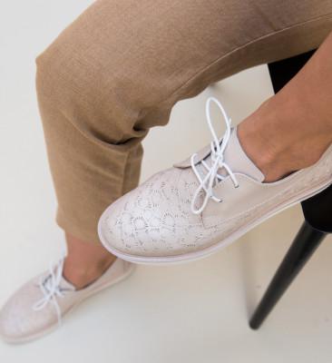 Pantofi Casual Monclen Roz