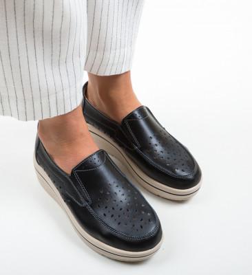 Pantofi Casual Olifram Negre