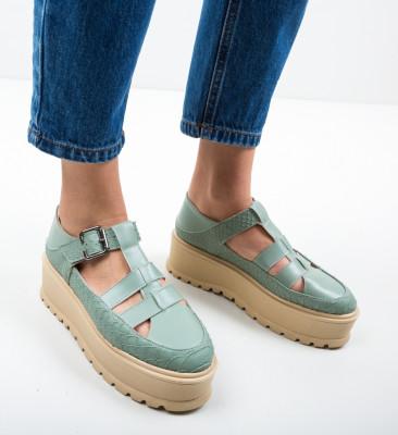 Pantofi Casual Ramada Turcoaz