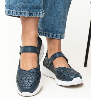 Pantofi Casual Ripper Bleumarin