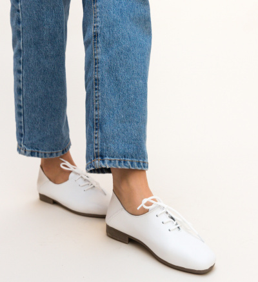 Pantofi Casual Rufita Albi