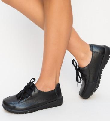 Pantofi Casual Serbe Negri